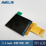 1.3 inch 240*240 IPS ST7789V TFT LCD display panel with spi interface screen